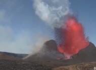Eruption en Islande : observez en direct le spectacle de lave depuis chez vous