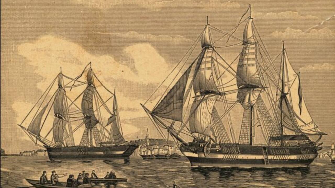 Les restes de l'une des victimes de l'expédition Franklin identifiés 175 ans après en Arctique