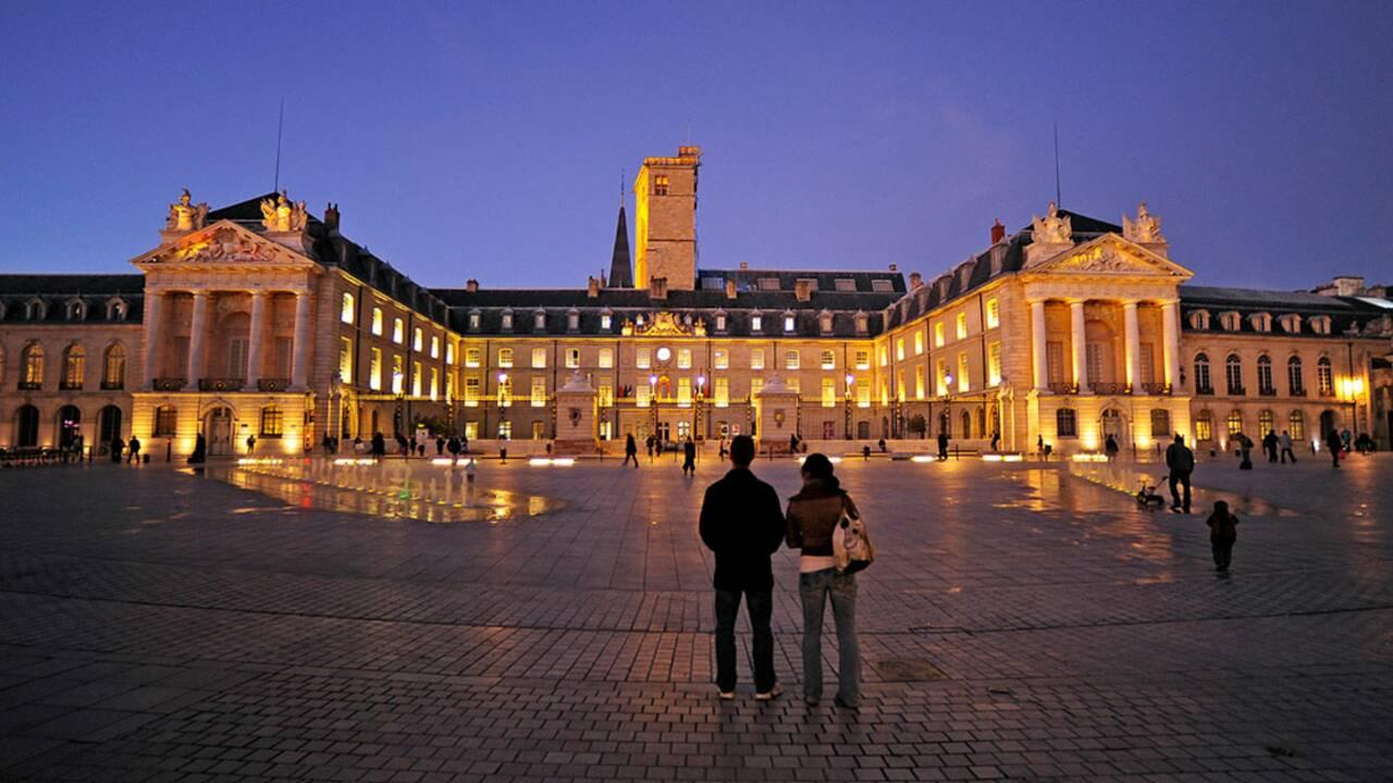 Dans les lumières de la Bourgogne