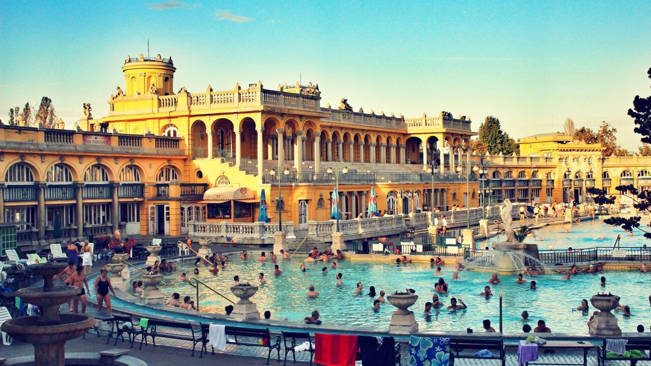 Bains à Budapest : nos 6 bonnes adresses pour découvrir les thermes