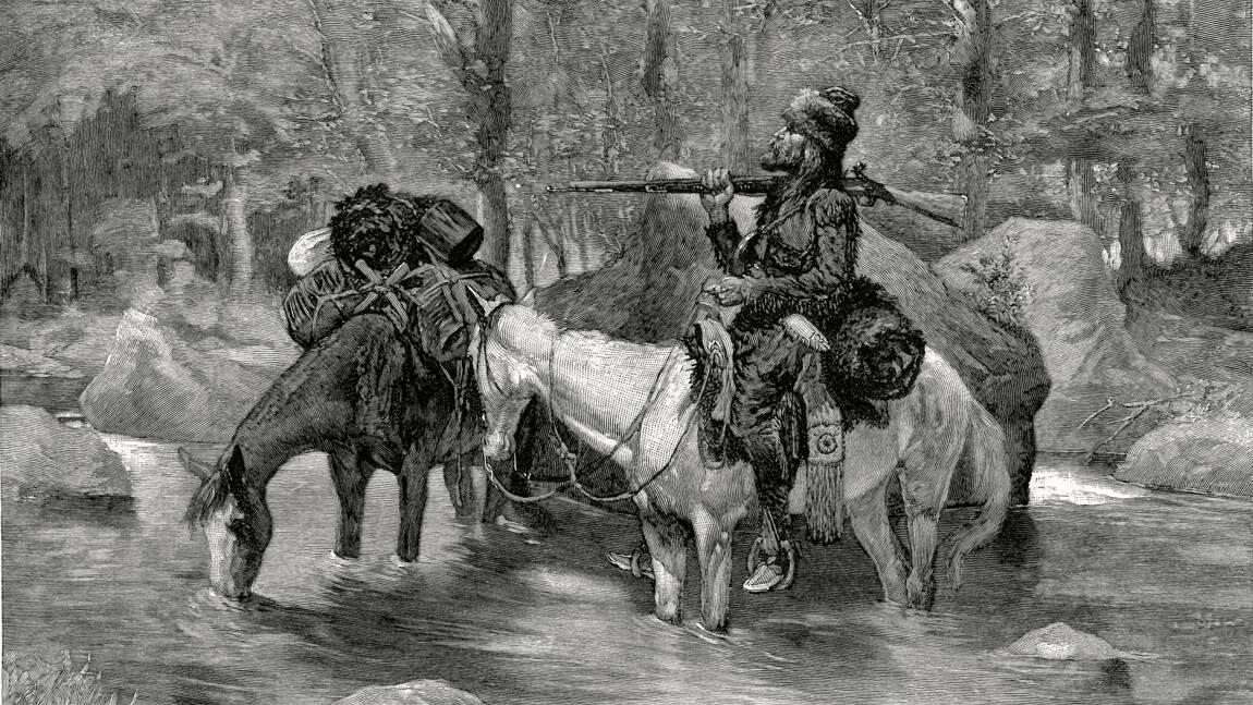 Canada : qui étaient les trappeurs ?