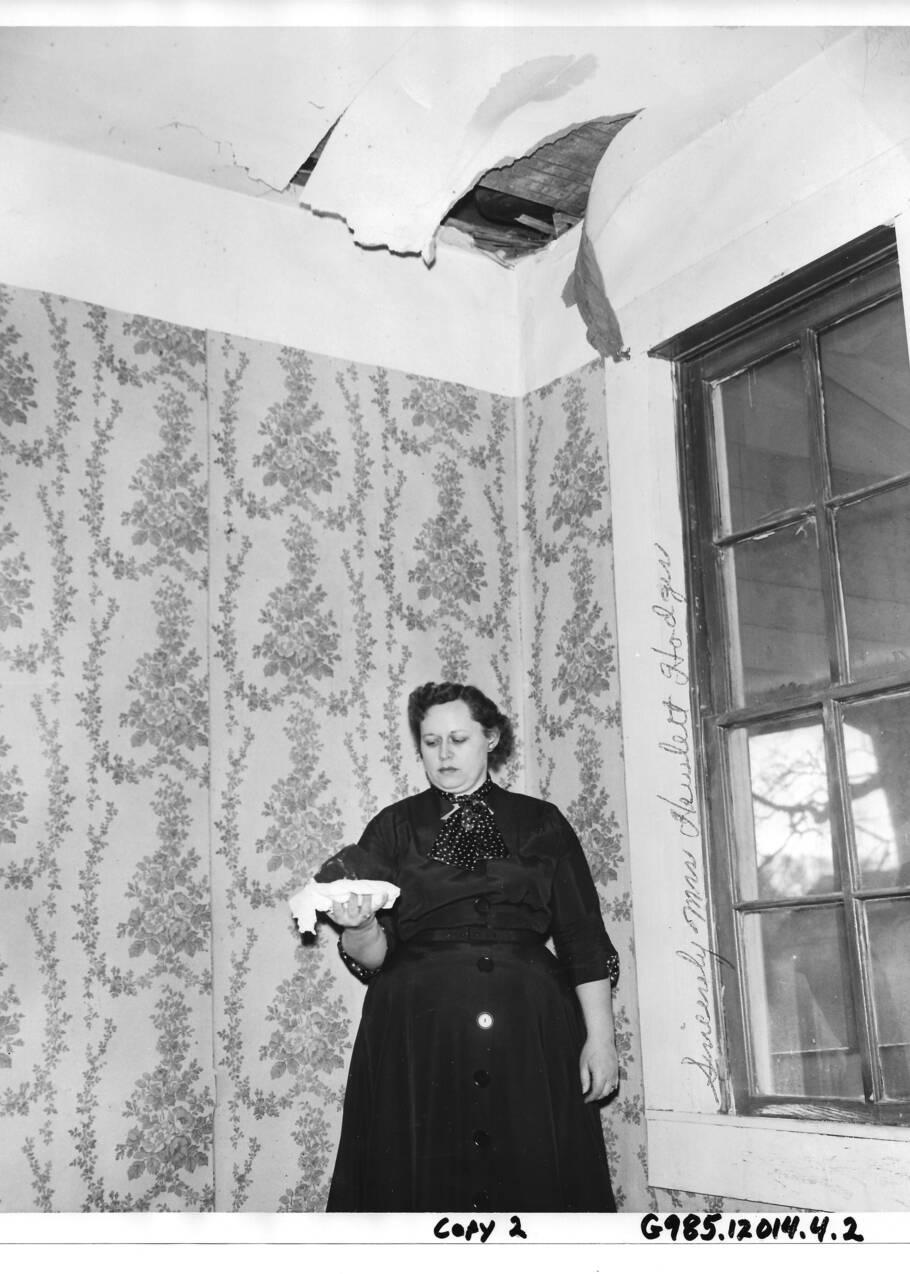 L'histoire d'Ann Elizabeth Hodges, la première femme au monde percutée par une météorite