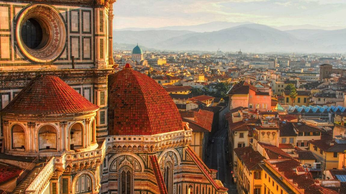 Italie : quatre expressions pour jouer les Florentins