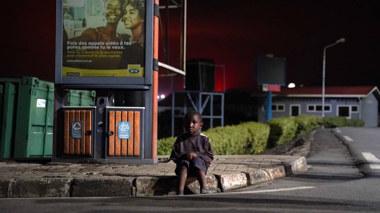 RDC : le volcan Nyiragongo gronde encore, inquiétude à Goma