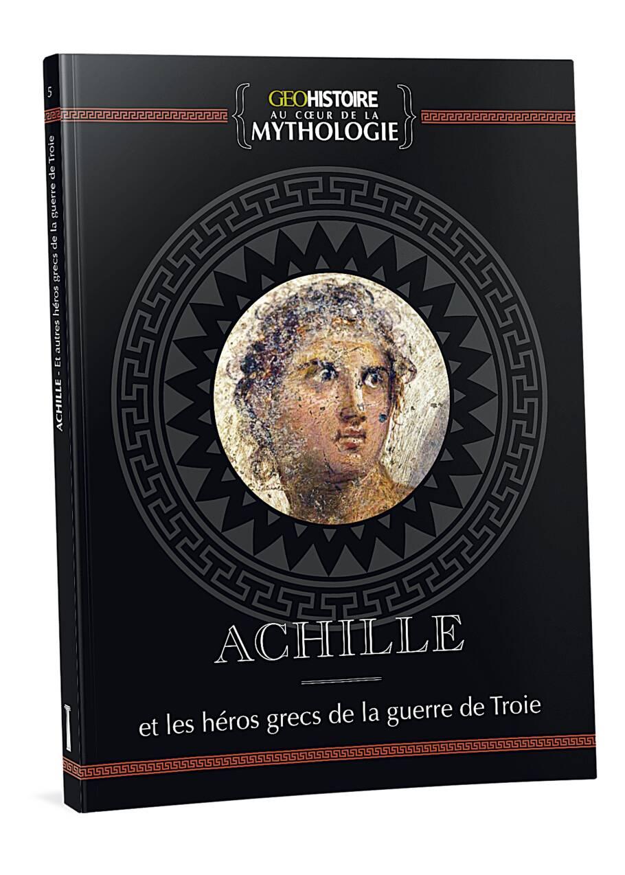 Qui était Achille, personnage central de l'Iliade ?