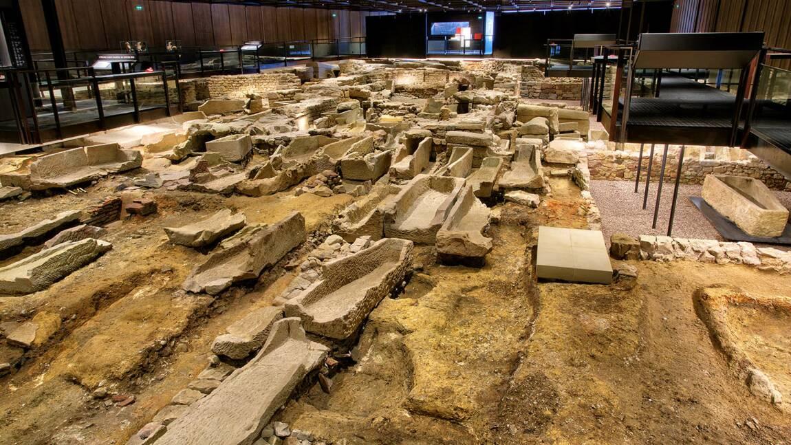 Haute-Saône : l'Ecclesia abrite les vestiges d'un des plus importants sites mérovingiens d'Europe