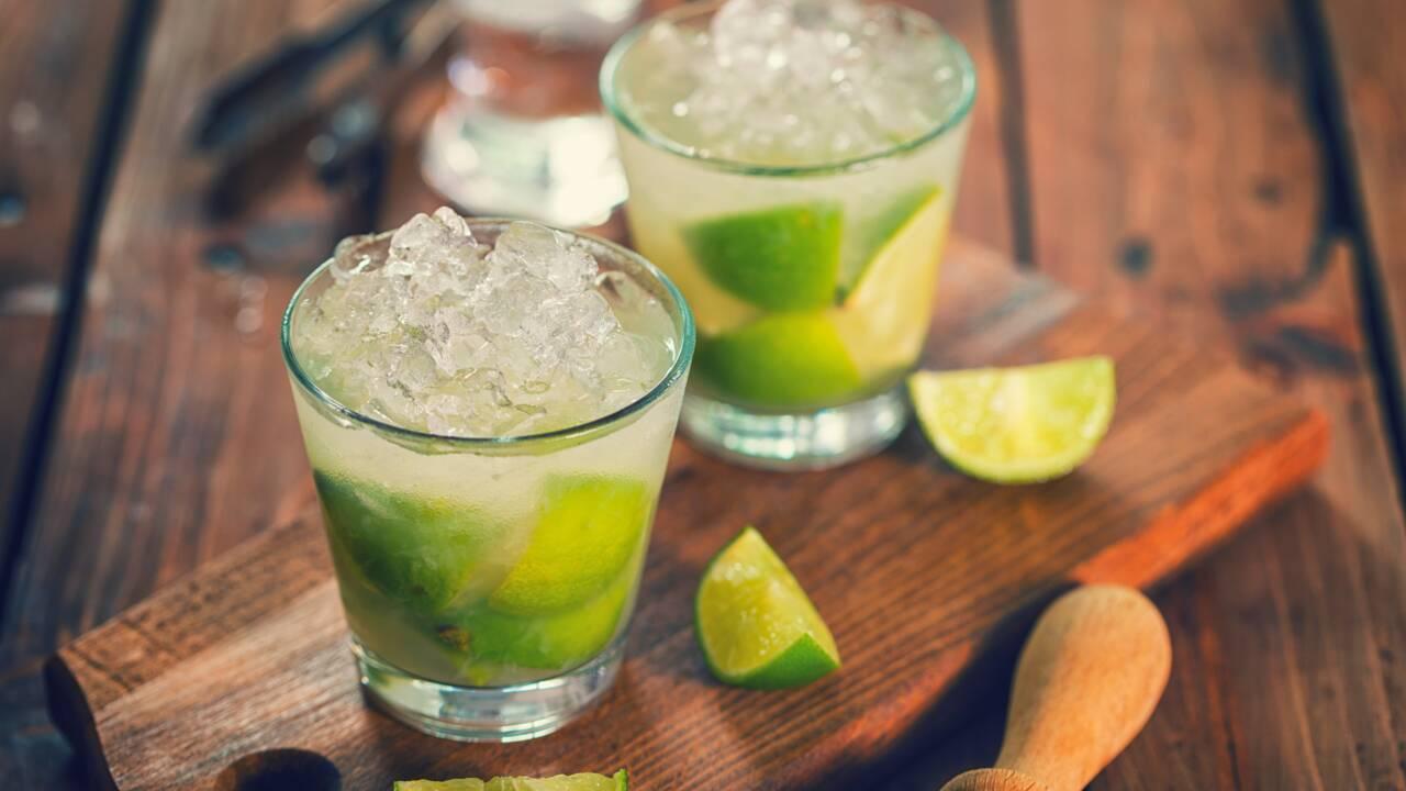 Tout savoir sur la caïpirinha, cocktail miracle des Brésiliens