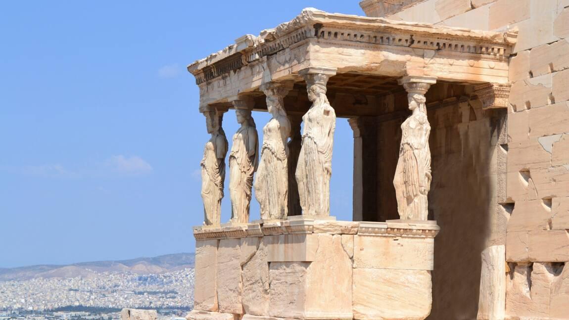 A Athènes, polémiques autour des aménagements pour l'accessibilité des handicapés à l'Acropole