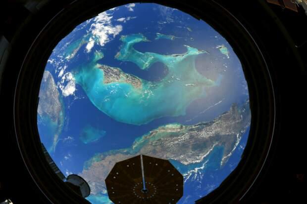 Les plus belles photos capturées par Thomas Pesquet depuis l'espace