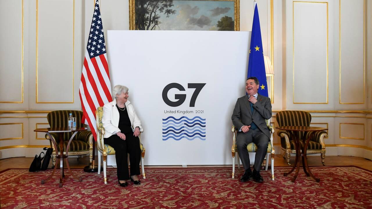 Le G7 fait un grand pas vers la transparence climatique des entreprises