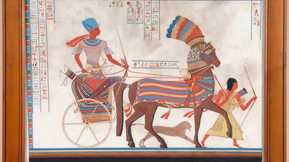 En Isère, un nouveau musée dédié à Champollion, père de l'égyptologie