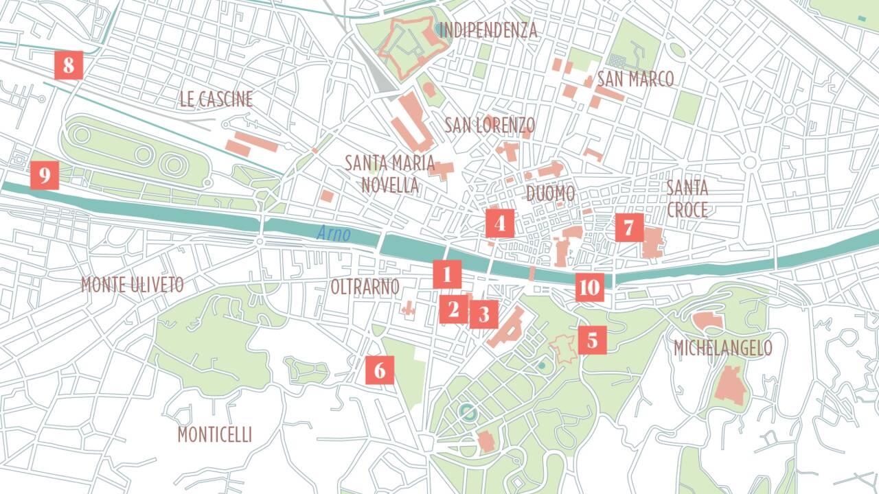 Bonnes adresses à Florence : les 10 coups de cœur de GEO