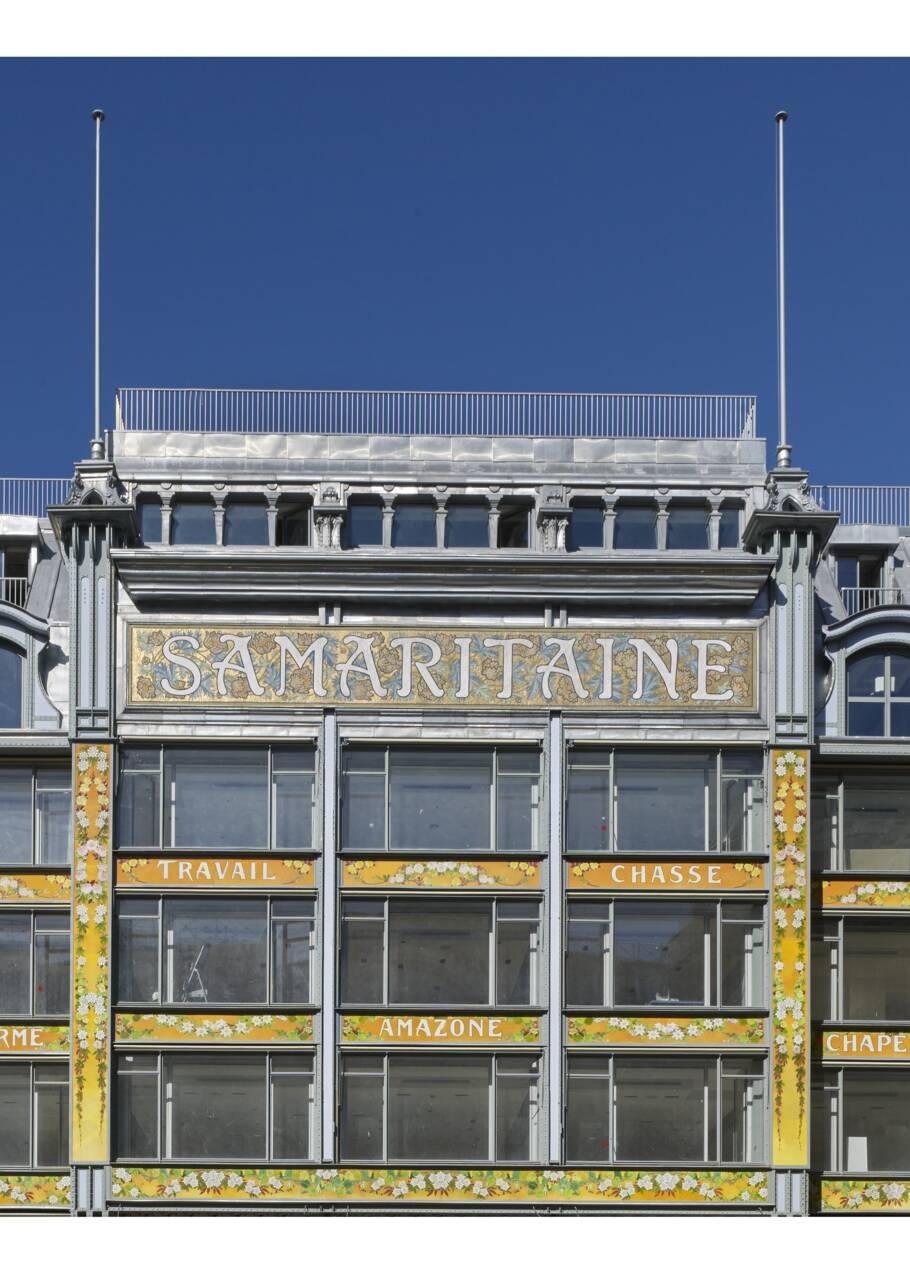 La Samaritaine : l'histoire du grand magasin parisien