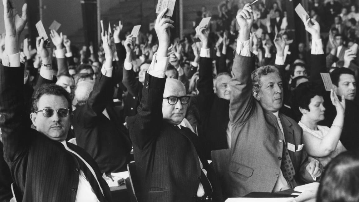 Il y a 50 ans, le congrès d'Epinay fait renaître le Parti socialiste sous l'égide de Mitterrand