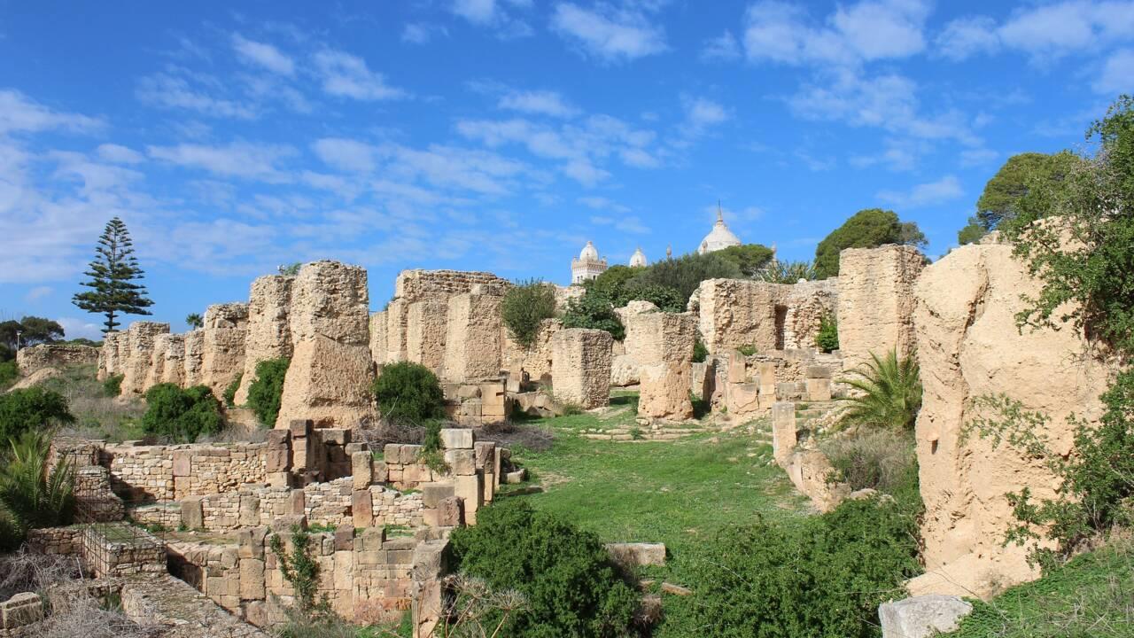 Tunisie : Carthage, une citée antique à protéger