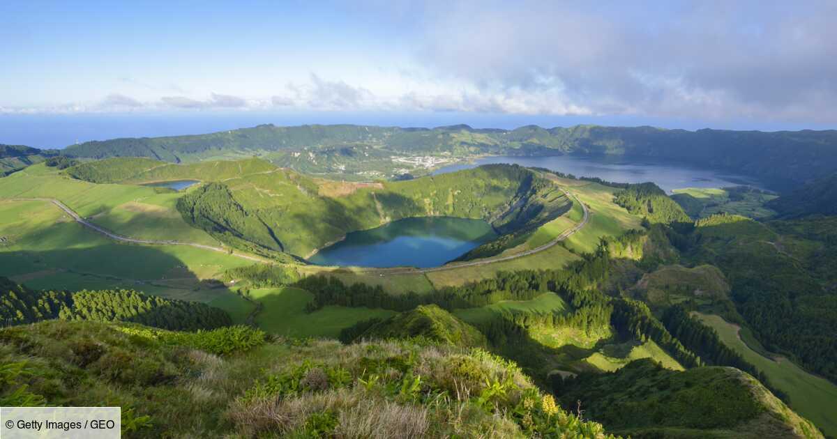 Les 10 des plus beaux endroits des Açores
