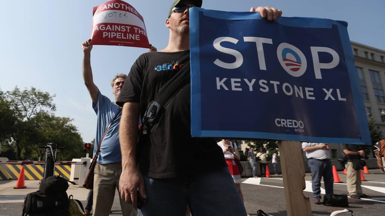 Bloqué par Biden, le projet controversé d'oléoduc Keystone XL abandonné