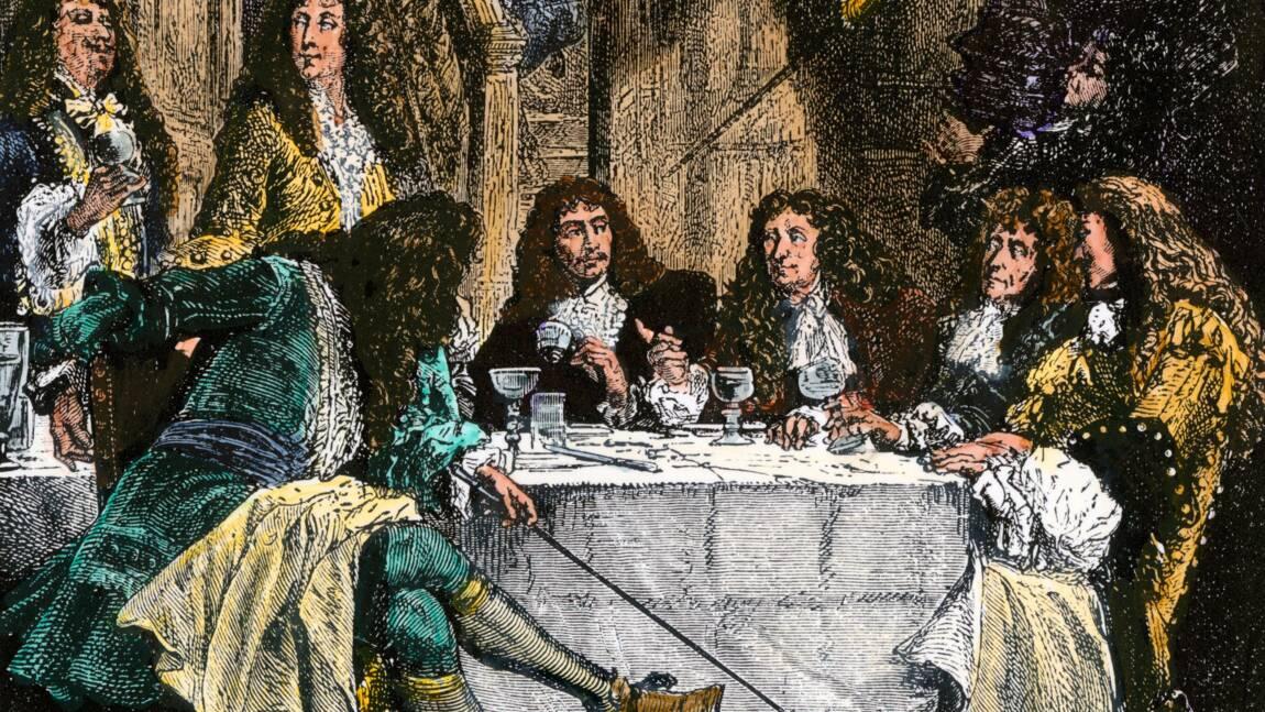 Les secrets de La Fontaine (4/8) : Racine, Molière... Le fabuliste était-il ami avec les grands auteurs de son époque ?