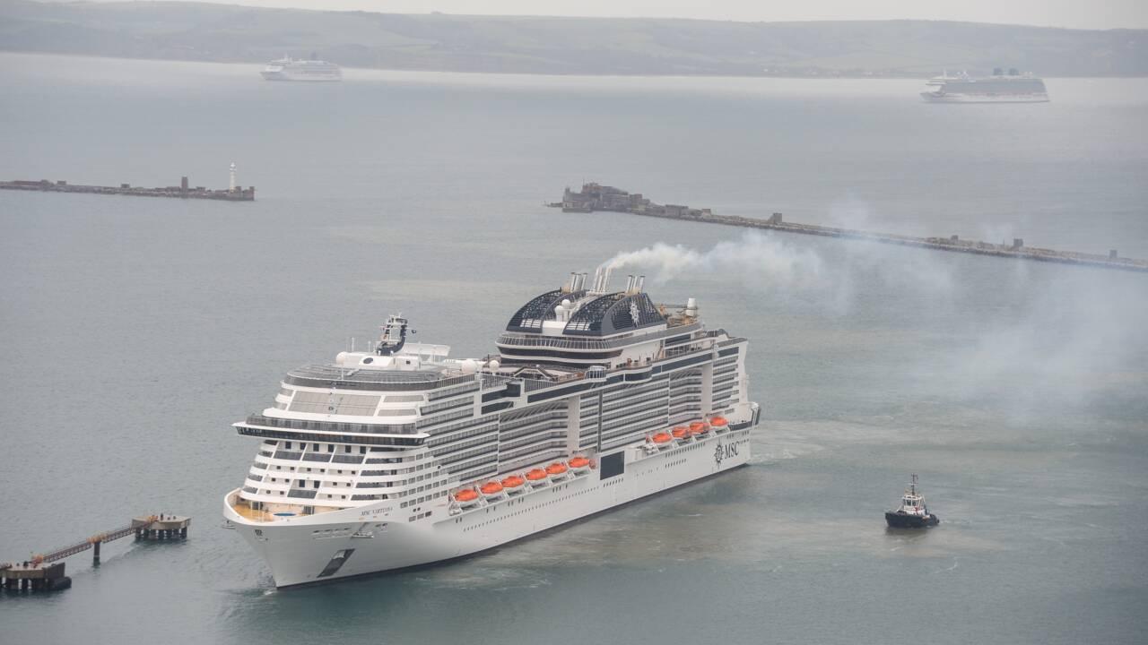 L'Ecosse ferme ses ports aux navires de croisière jusqu'à nouvel ordre