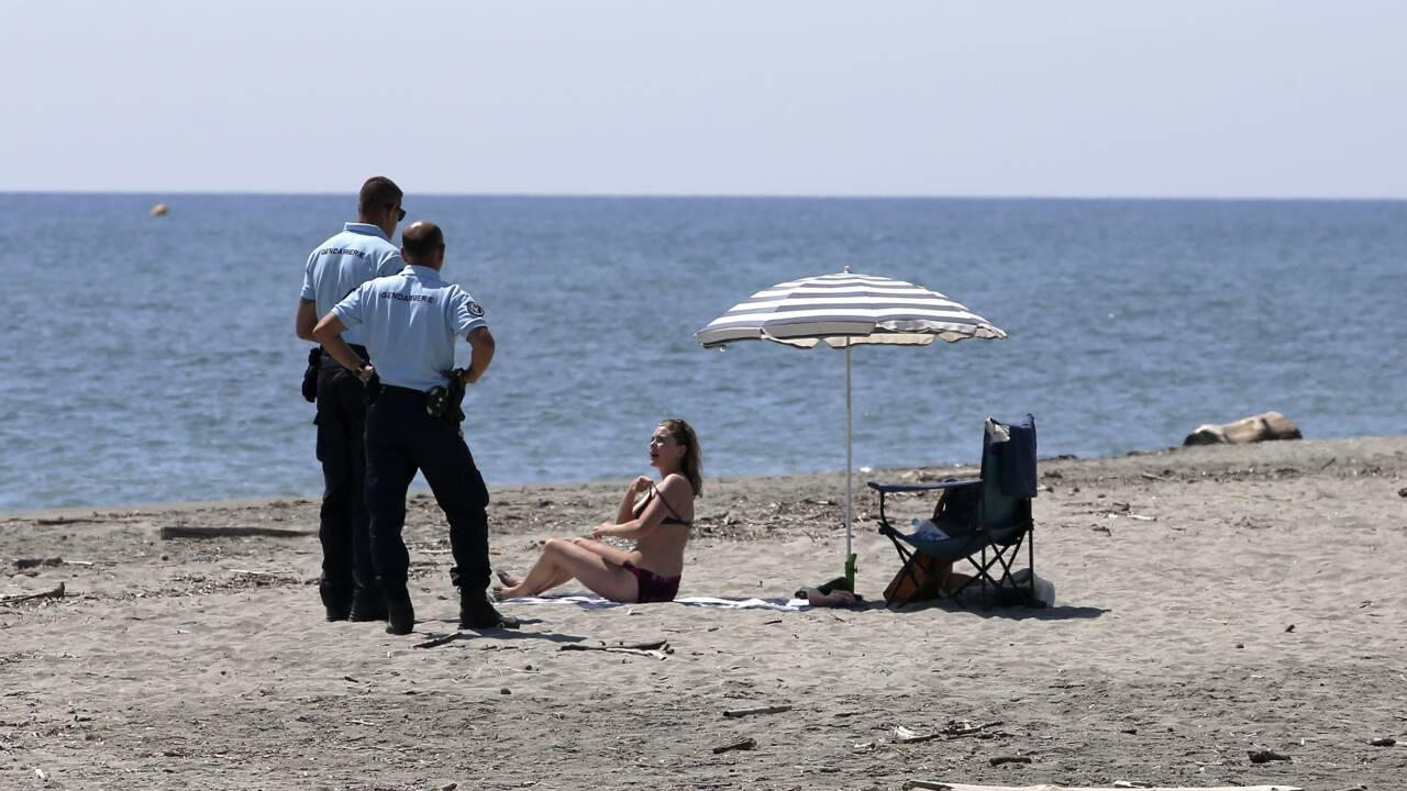 En Corse, la pollution aux hydrocarbures s'éloigne des côtes