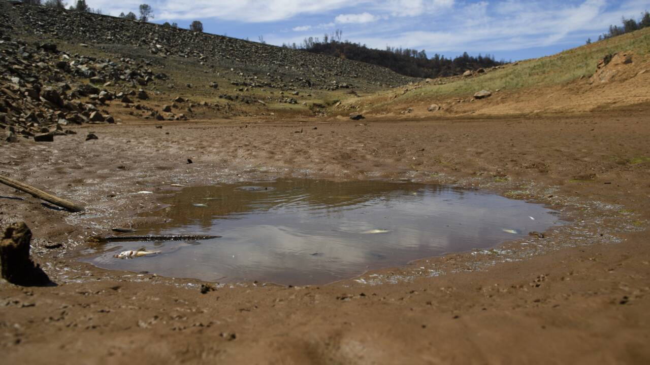 Il était une fois dans l'Ouest: la sécheresse