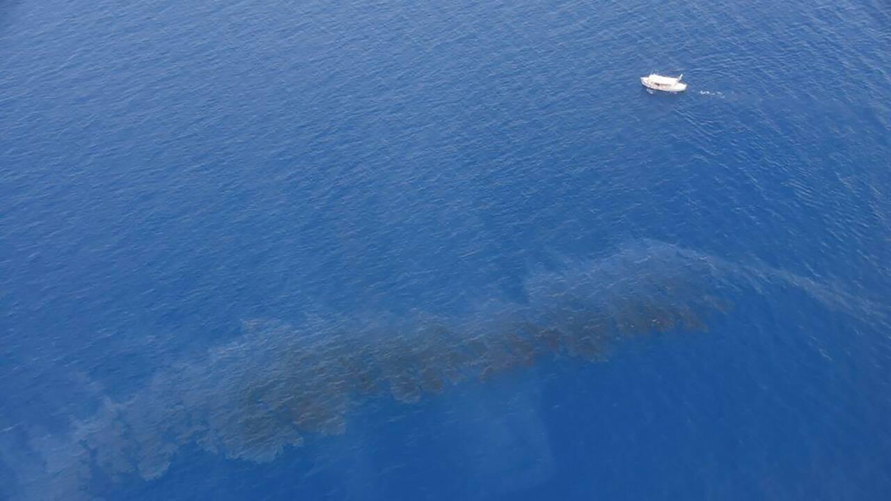 Corse: une pollution aux hydrocarbures se rapproche des côtes
