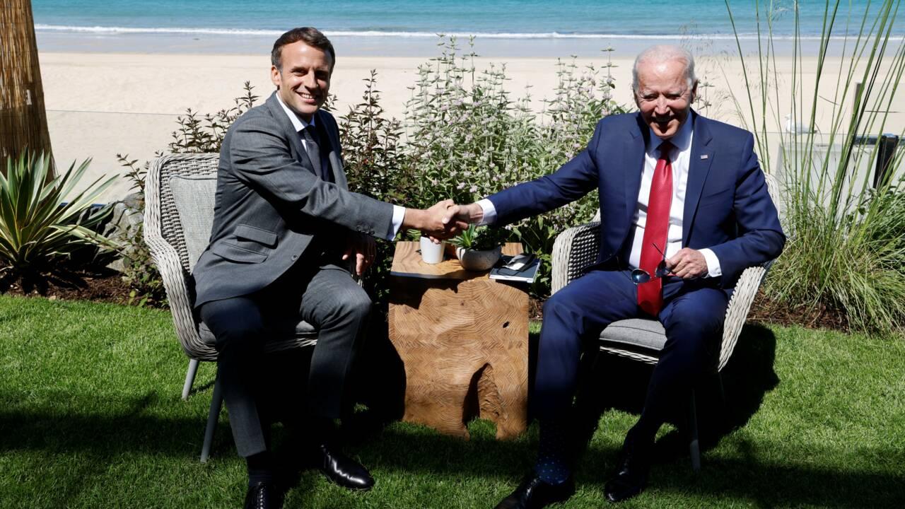 Après les défis diplomatiques, place à l'urgence climatique au sommet du G7