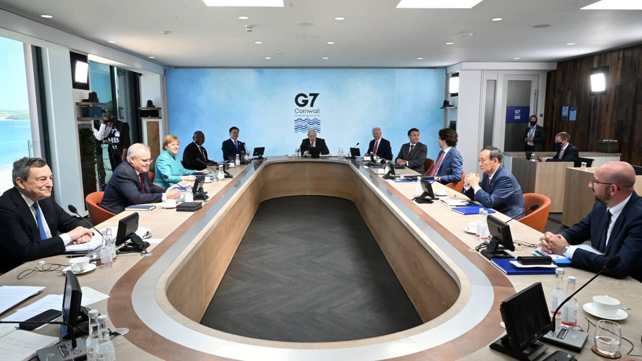 G7: urgence climatique au sommet faisant la part belle au multilatéralisme