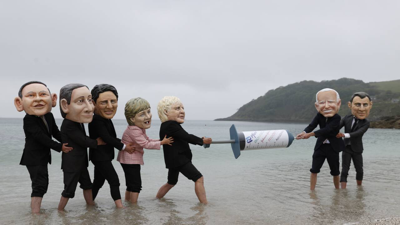 Trop peu, trop flou: les ONG très critiques envers les promesses du G7