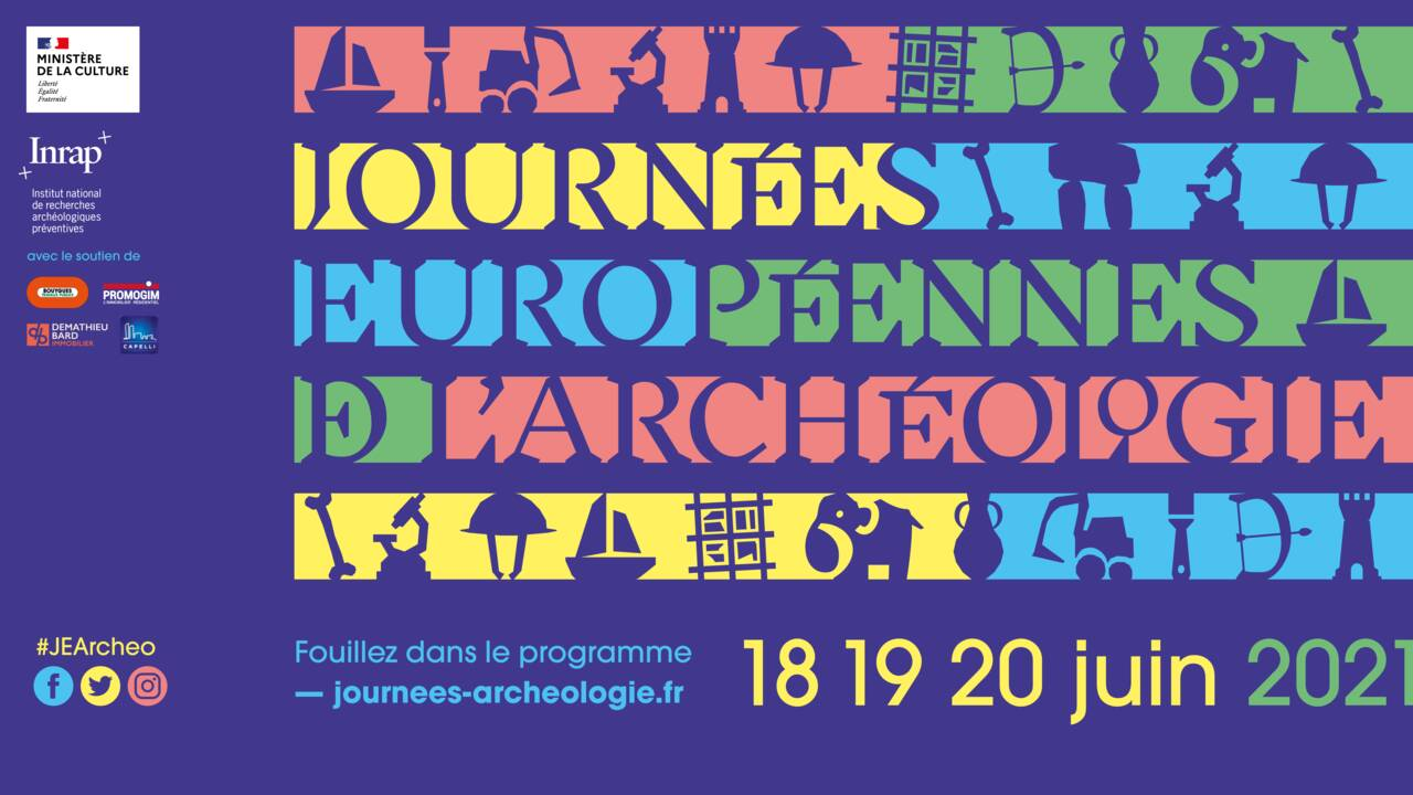 Journées européennes de l'archéologie : un week-end pour remonter le temps