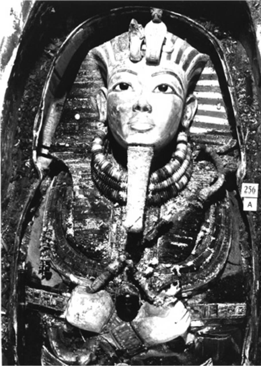 5 choses à savoir sur le masque de Toutankhamon