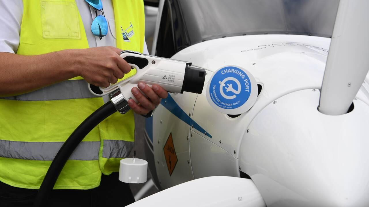L'avion électrique prend de l'ampleur en Europe pour un ciel plus vert