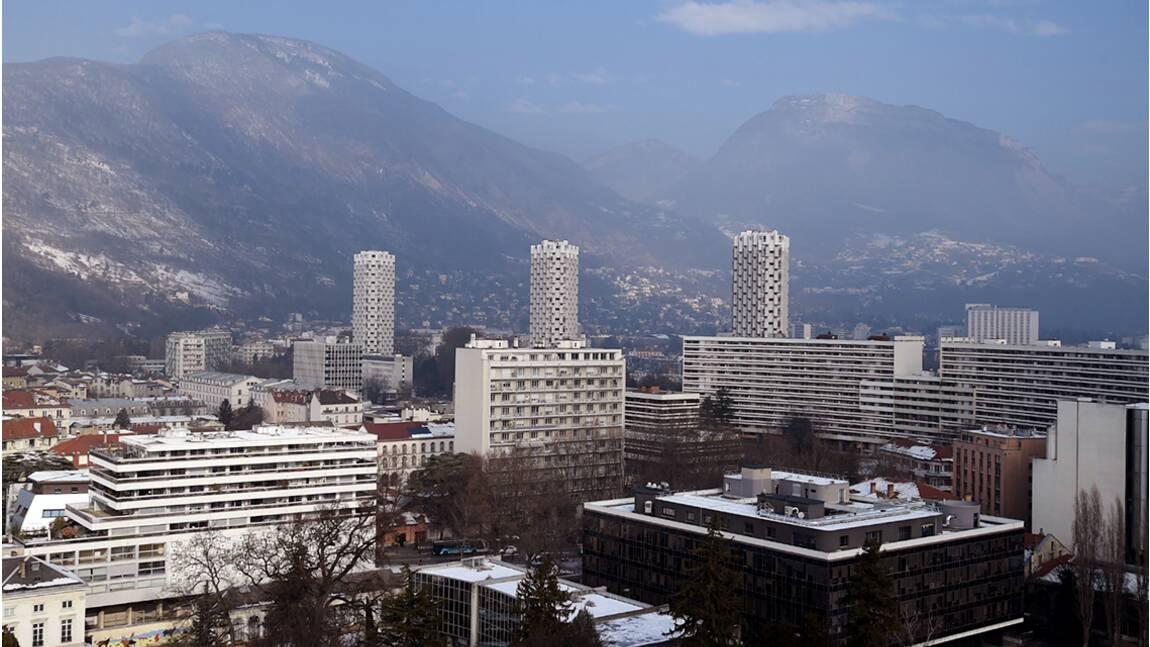 """Qu'est-ce que le """"plan fraîcheur"""" pour lutter contre les canicules à Grenoble ?"""