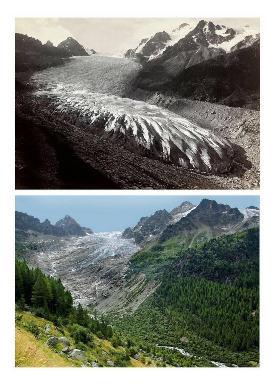 """""""Mémoire de glace"""" : à la découverte de vestiges exceptionnels libérés par la fonte des glaciers"""