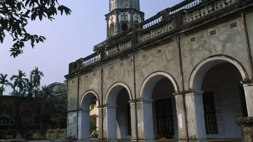 Bangladesh : un hindou pour ange gardien de l'église arménienne de Dacca