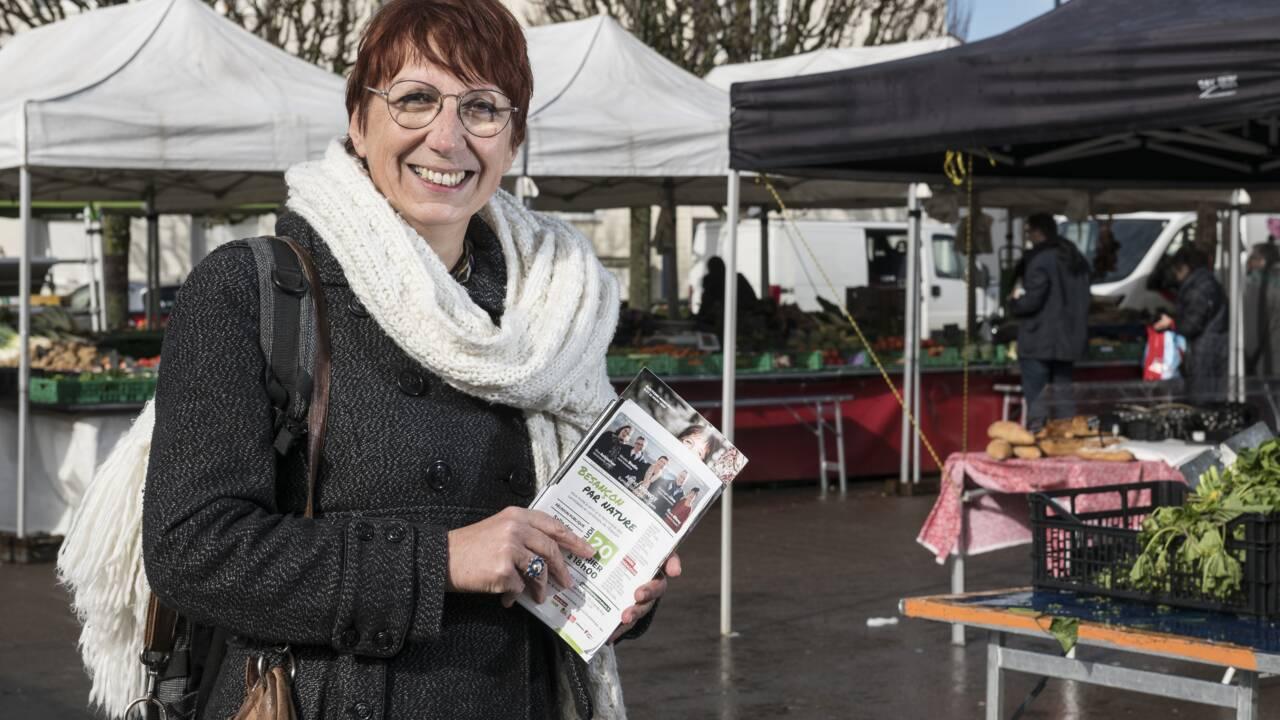 Besançon: la maire écologiste interdit le transit poids lourd sur le principal axe de la ville