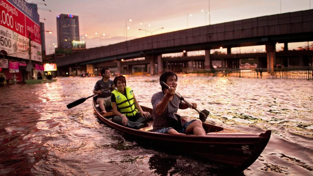 """Pourquoi les villes côtières sont en """"première ligne"""" face au réchauffement climatique ?"""