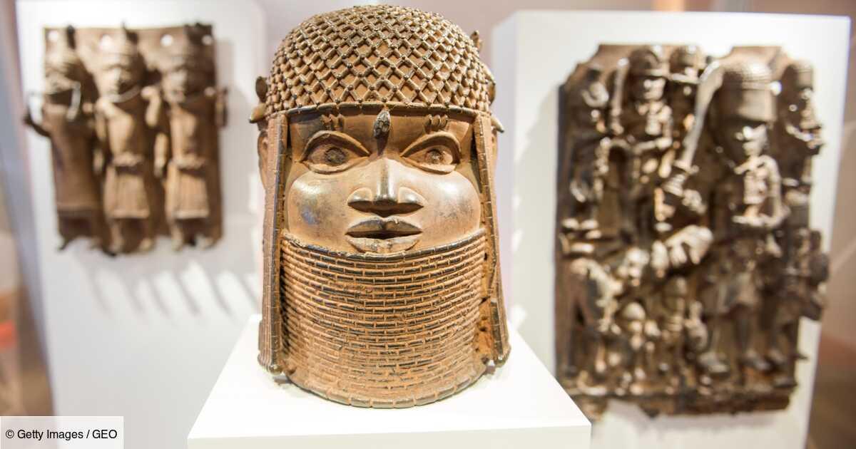 """Avec la restitution prévue de """"bronzes du Bénin"""", l'Allemagne se confronte à son passé colonial"""