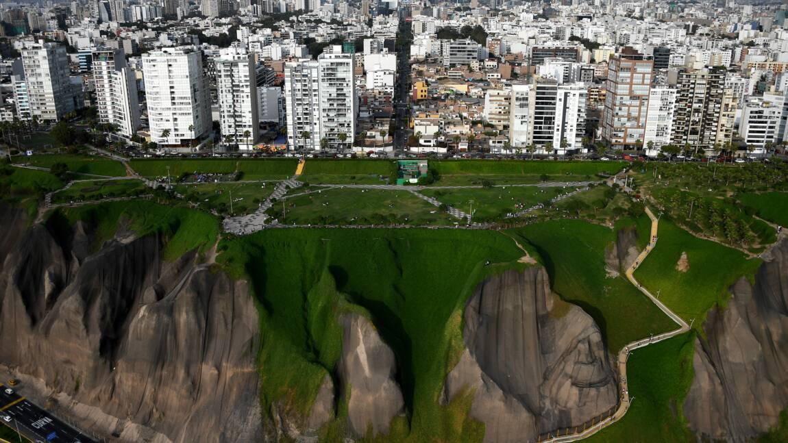 Un séisme de magnitude 6 secoue LIma la capitale du Pérou