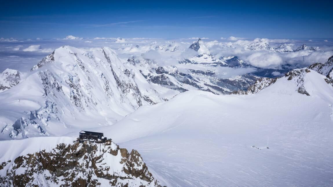 Ice Memory : les plus anciennes glaces des Alpes seront sanctuarisées en Antarctique