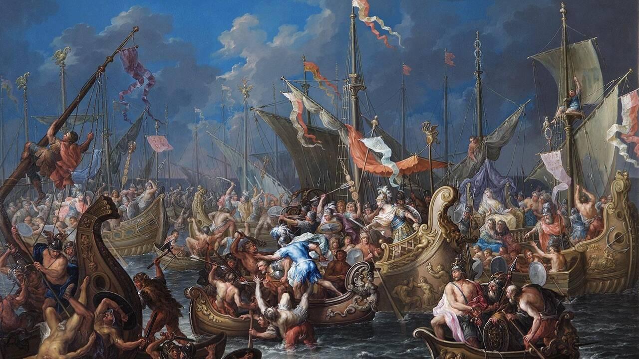 Octave contre Marc-Antoine : Cléopâtre fut-elle à l'origine du conflit entre les deux consuls ?