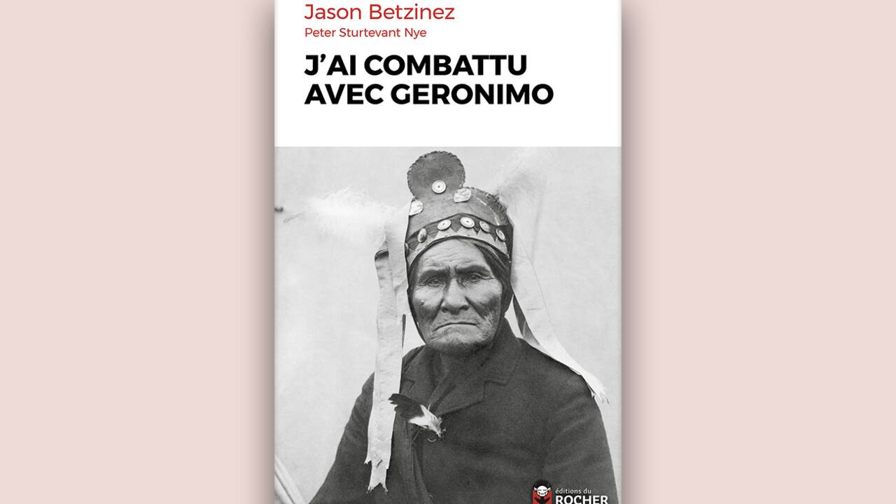 """J'ai combattu avec Geronimo"", la saga d'un apache rebelle"