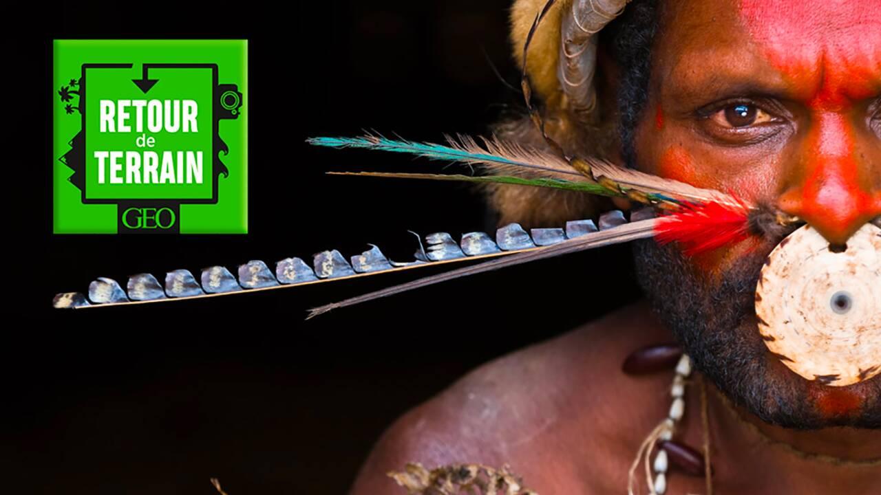 Podcast GEO : au pays des hommes crocodiles et des paradisiers avec un fou des Papous