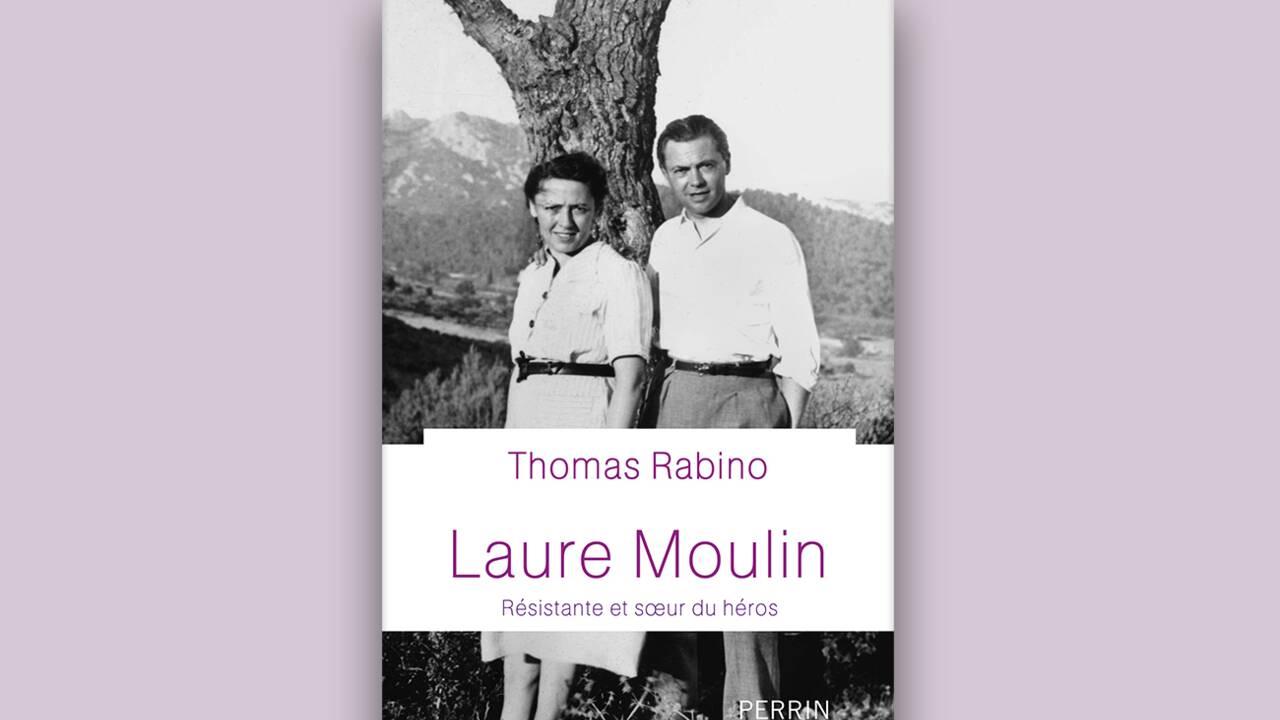 Laure Moulin, figure discrète de la Résistance