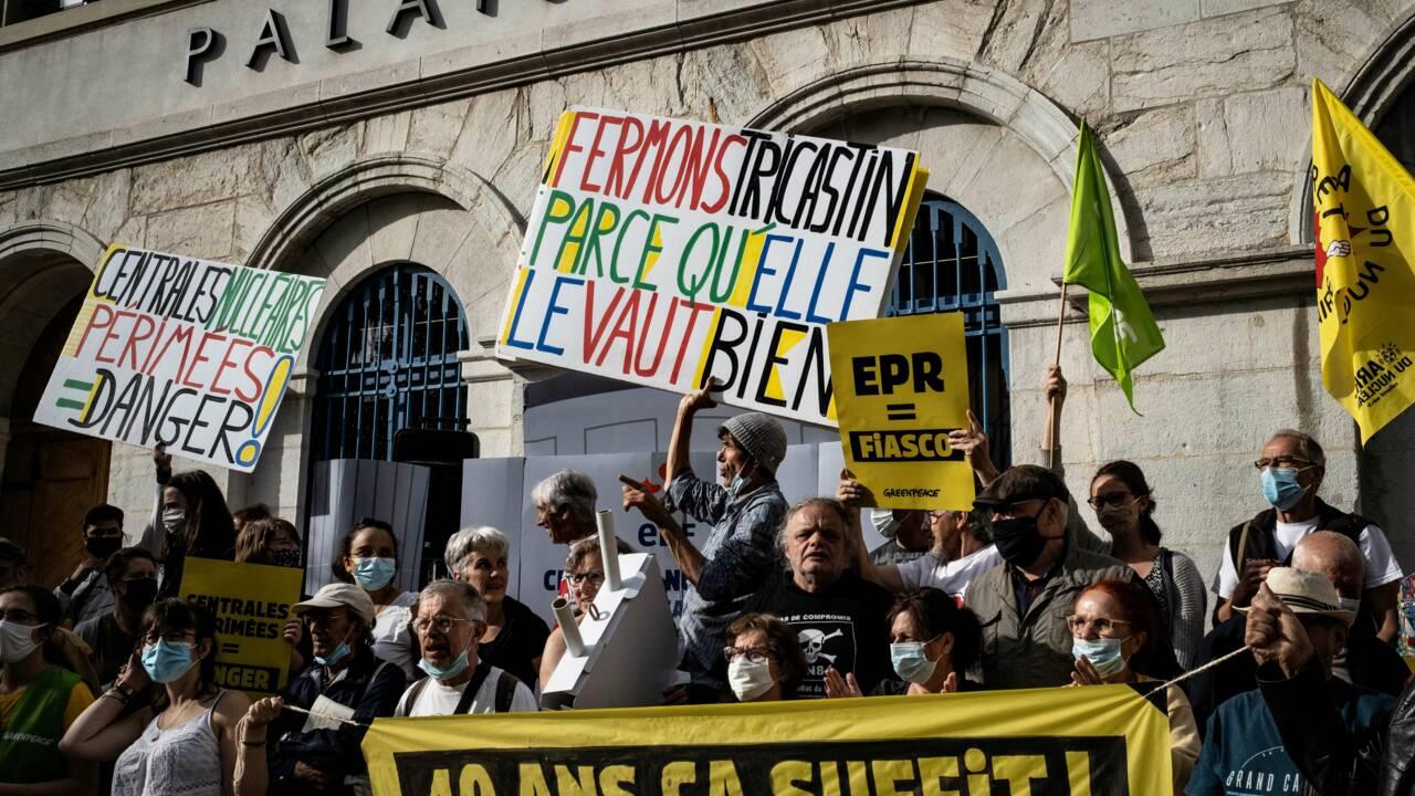 """Au procès de Greenpeace, un procureur """"déplaisant"""" pour EDF"""