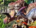 Le déclin des dinosaures a commencé bien avant leur disparition brutale, selon une nouvelle étude