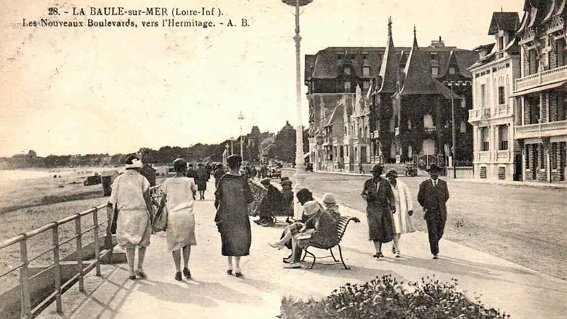 200 ans de bains de mer, histoire des stations balnéaires en France