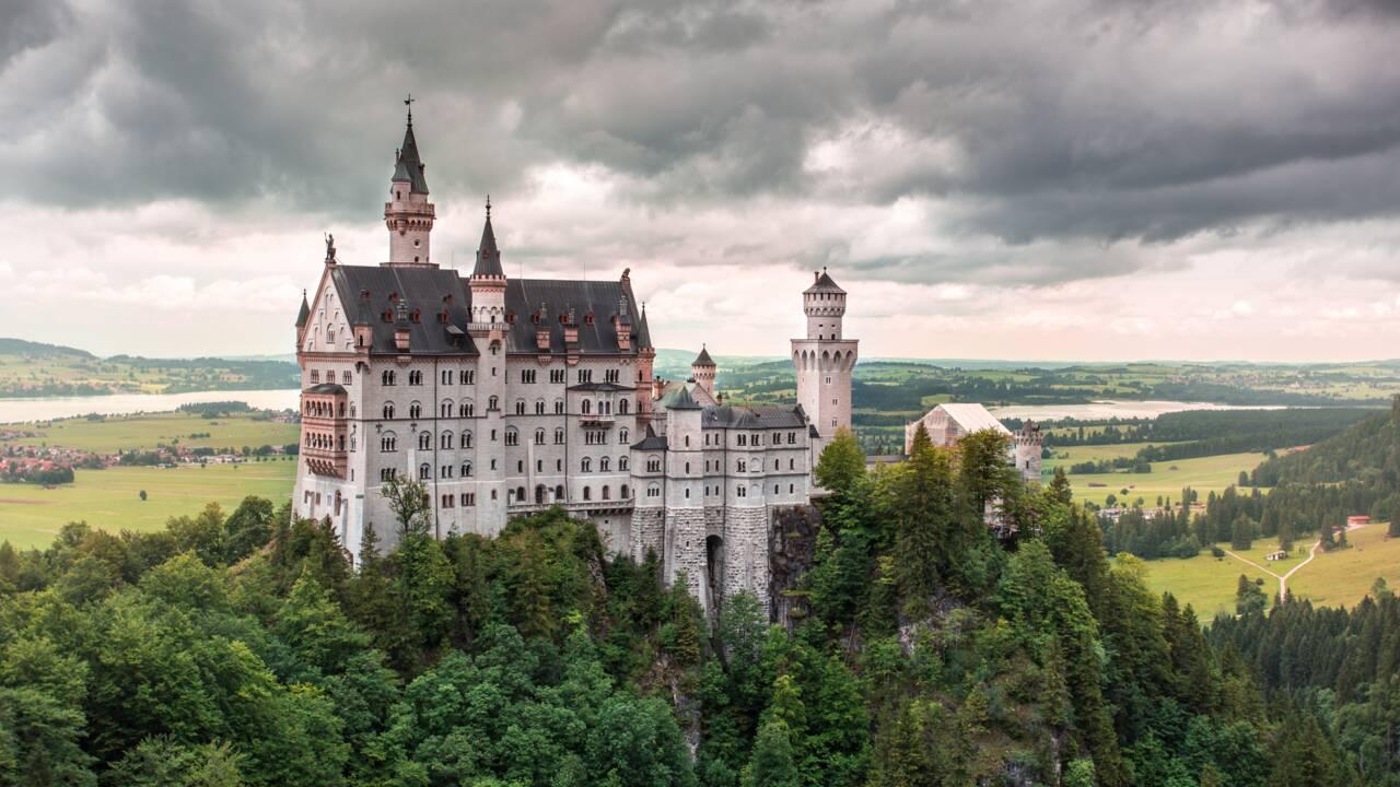 Neuschwanstein : l'histoire du château en Bavière qui a inspiré Disney