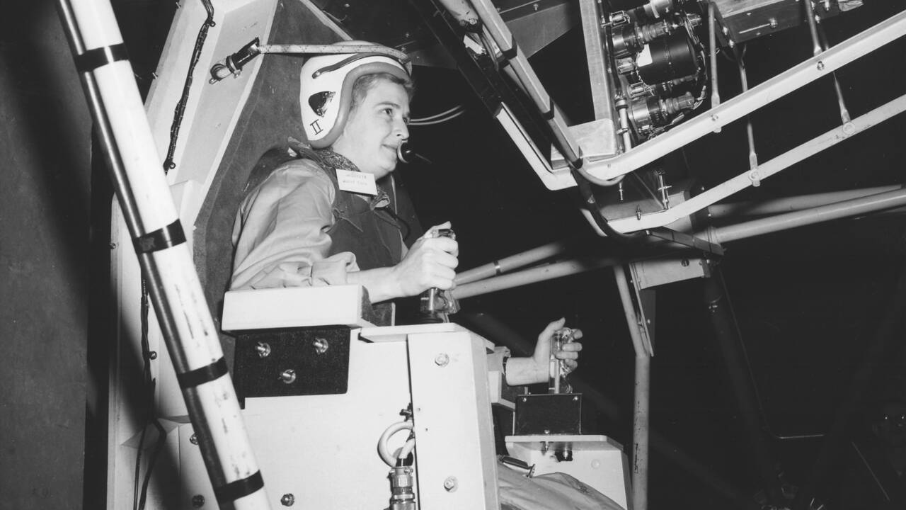 Cette Américaine de 82 ans va bientôt devenir la plus vieille personne à voyager dans l'espace