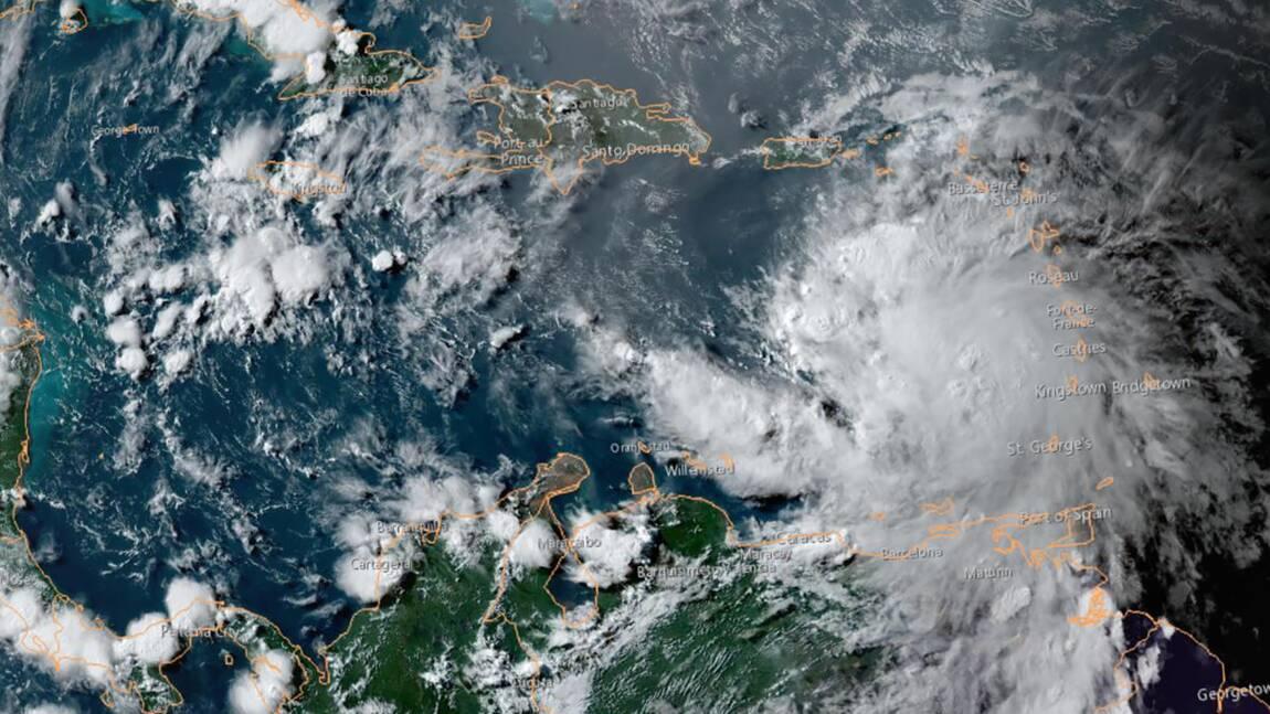 L'ouragan Elsa menace les Caraïbes